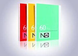 دفتر 60 برگ کارتی